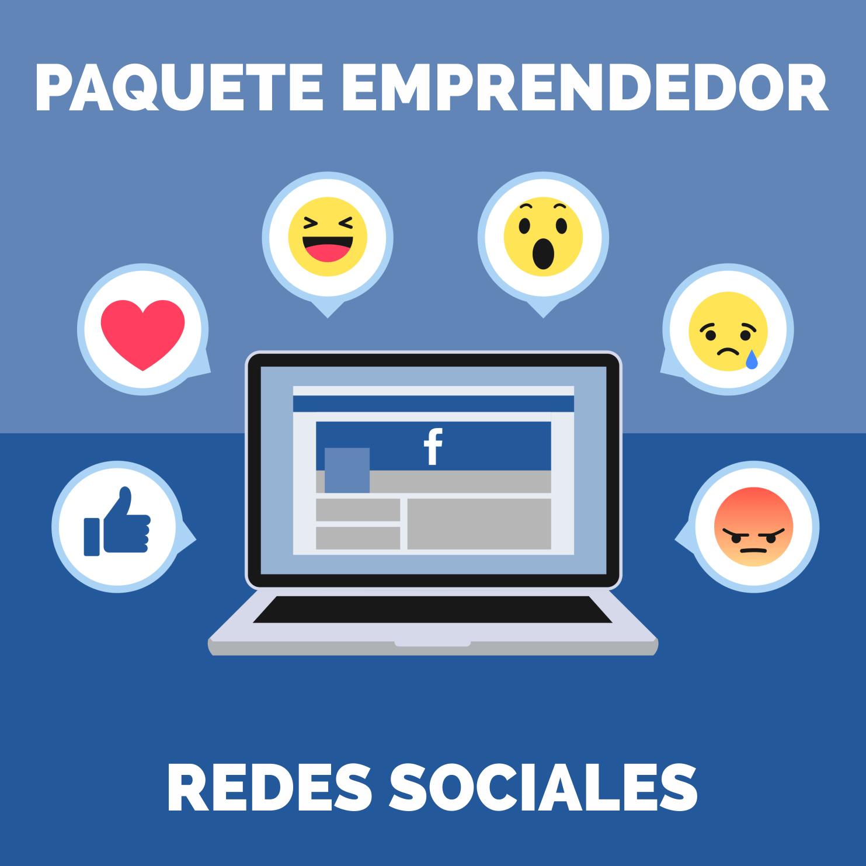 Paquete Emprendedor Redes Sociales